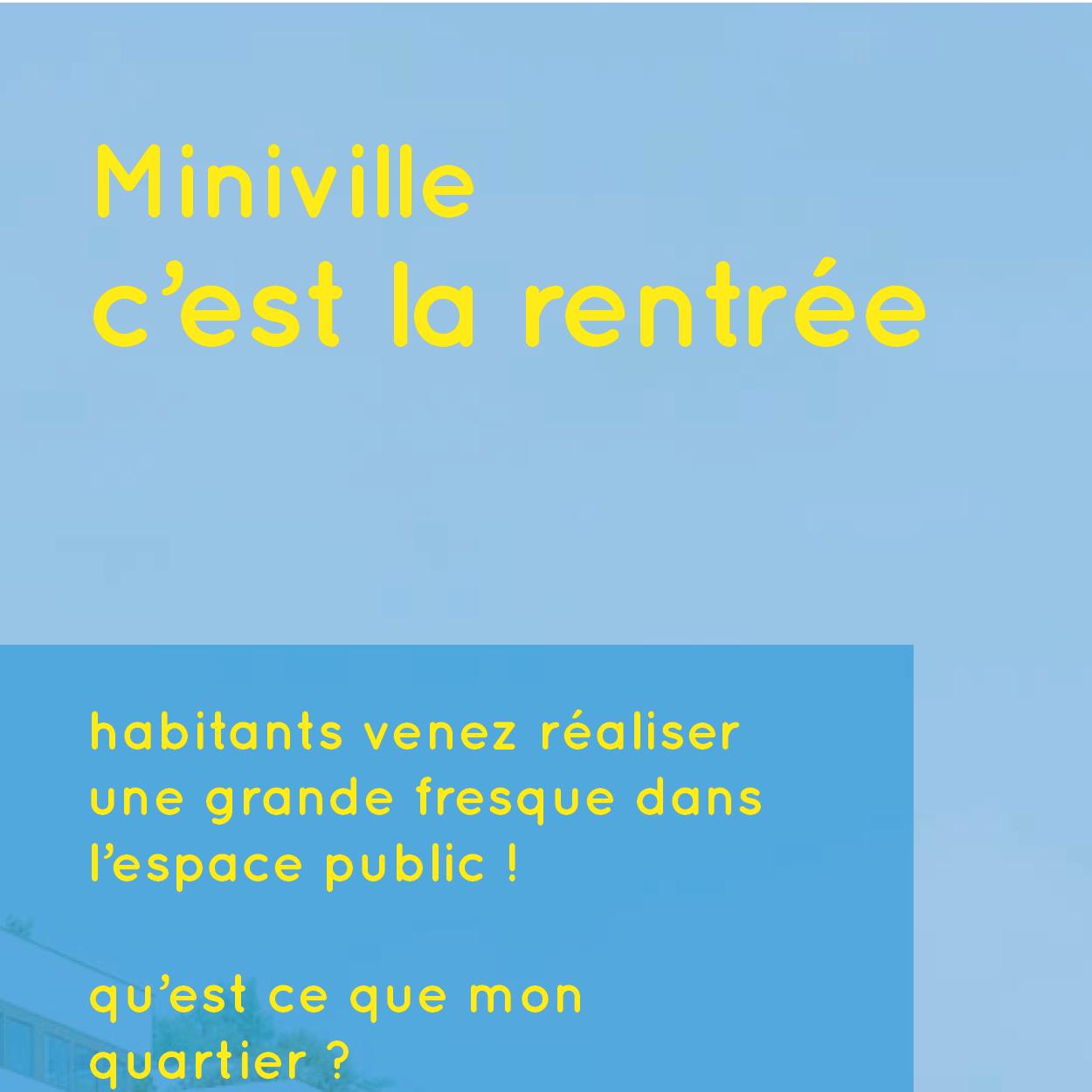 Rendez-vous Miniville #3 (Genève)